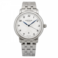 117324 | Montblanc Star Legacy Automatic Date 42 mm watch. Buy Online