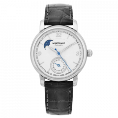 119959 | Montblanc Star Legacy Moonphase Date 36 mm watch. Buy Now