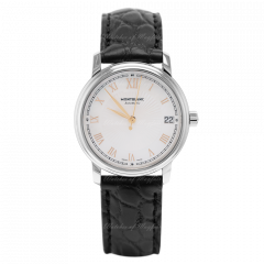 114366   Montblanc Tradition Date Automatic 32 mm watch. Buy Online