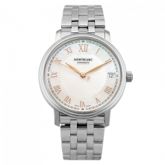 114367 | Montblanc Tradition Date Automatic 32 mm watch. Buy Online