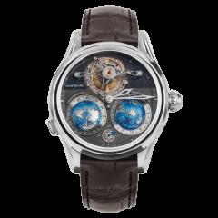 Montblanc Villeret Tourbillon Cylindrique NightSky Geospheres 115053