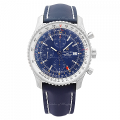 A24322121C2X2   Breitling Navitimer 1 Chronograph GMT 46 mm watch   Buy Now