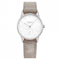 Nomos Orion White 33mm Manual 324
