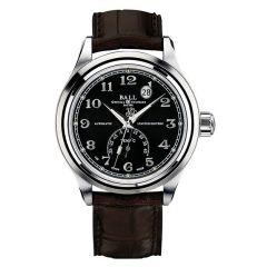 NT1050D-LJ-BKC   Ball Trainmaster Celsius 41 mm watch   Buy Online