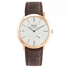 New Piaget Altiplano 40 mm watch, model reference: G0A38131