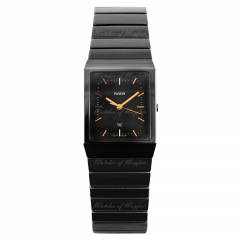 R21700162 | Rado Ceramica Quartz 30 x 41.7mm watch. Buy Online