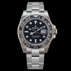 116710LN   Rolex GMT-Master II 40 mm watch. Watches of Mayfair
