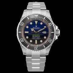 126660   Rolex Deepsea D-Blue Dial 44 mm watch. Buy Online