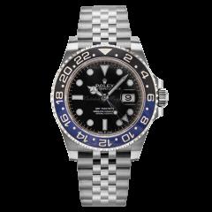Rolex GMT-Master II Oystersteel and Jubilee Bracelet 40mm watch. Buy Online