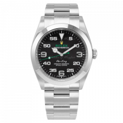 Rolex Professional Air-king Oystersteel 40mm 116900 - July 2021