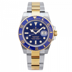 116613LB   Rolex Submariner Date 40 mm watch. Watches of Mayfair