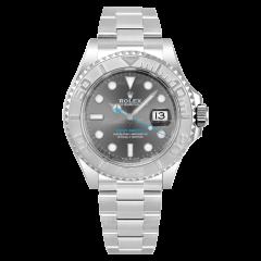 126622 | Rolex Yacht-Master Oystersteel and Platinum 40 mm watch. Buy Online