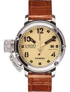 U-Boat Chimera BE 43 mm New Authentic Watch. Ref: 7227. International Delivery. Tax Free. 2 years warranty. Buy online. Watches of Mayfair