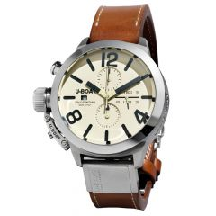 U-Boat Classico 45 Tungsteno Cas 2 New Authentic Watch. Ref: 7431/A. International Delivery. Tax Free. 2 years warranty.
