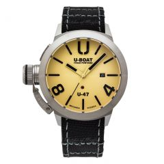 U-Boat Classico U-47 AS 2 47 mm New Authentic Watch. Ref: 8106. International Delivery. Tax Free. 2 years warranty. Buy online. Watches of Mayfair
