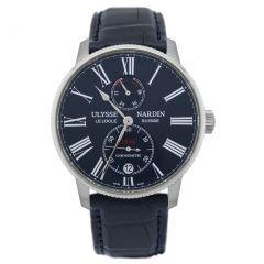 1183-310/43 Ulysse Nardin Marine Torpilleur 42 mm watch. Buy Now