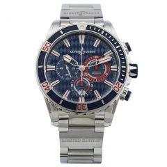 New Ulysse Nardin Diver Chronograph Monaco 1503-151-7M/93 watch