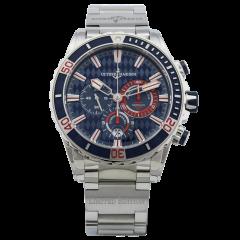 Ulysse Nardin Diver Chronograph Monaco Limited Edition 42mm 1503-151-7M/93-MON