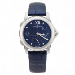 3243-222/393 | Ulysse Nardin Classico Dual Time 37.5 mm watch. Buy Now