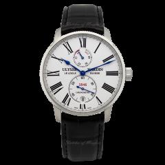 1183-310/40 Ulysse Nardin Chronometer Torpilleur 42 mm watch. Buy Now
