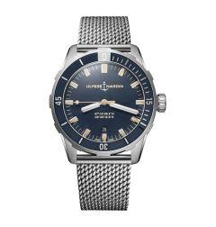 8163-175-7MIL/93   Ulysse Nardin Diver 42 mm watch. Buy online.