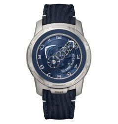 2053-132/03.1 | Ulysse Nardin Freak Out 45 mm watch. Buy online.