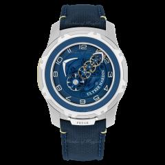 2053-132/03 | Ulysse Nardin Freak Out 45 mm watch. Buy online.