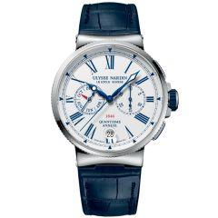 1533-150/E0 Ulysse Nardin Marine Chronograph 43mm watch