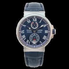 1183-126/63   Ulysse Nardin Marine Chronometer 41 mm watch. Buy