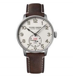 1183-320LE/60 | Marine Chronometer Torpilleur 44mm. Buy online.