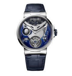 6319-305   Ulysse Nardin Marine Mega Yacht 44 mm watch. Buy online.
