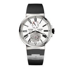 1283-181-3/E0 Ulysse Nardin Marine Tourbillon 43mm watch
