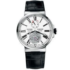 1283-181/E0 Ulysse Nardin Marine Tourbillon 43mm watch