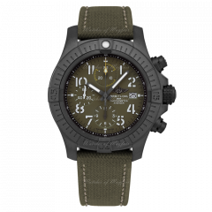 V13317101L1X2 | Breitling Avenger Chronograph 45 Night Mission watch | Buy Now