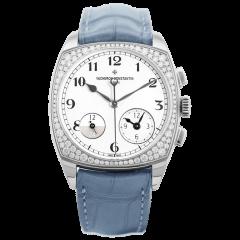 7805S/000G-B155 | Vacheron Constantin  Harmony Dual Time Small Model