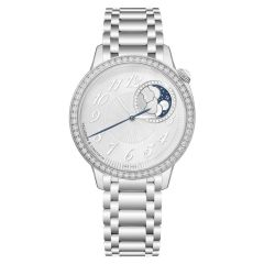 8005F/120A-B497 | Vacheron Constantin Egerie Moon Phase Automatic Steel 37mm watch. Buy Online