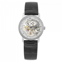 Vacheron Constantin Traditionnelle Openworked Small Model 33558/000G-9394