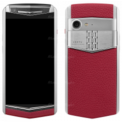 VERTU Aster P Raspberry Red Calf. Buy new authentic VERTU Aster P mobile phone in London, England, UK supplied from Official Retailer