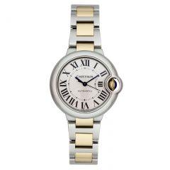 Ballon Bleu de Cartier 33 mm watch | Buy Online