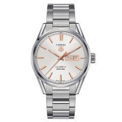 WAR201D.BA0723 | TAG Heuer Carrera Calibre 5 Day-Date 41 mm watch. Buy