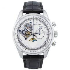 Zenith El Primero Chronomaster Grande Date 03.2160.4047/01.M2160 New Authentic Watch