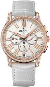 22.2114.400/34.C510 | Captain Chronograph Ladies 42mm. Buy online.