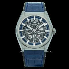 95.9000.670/78.R584 | Zenith Defy Classic 41 mm watch. Buy Now