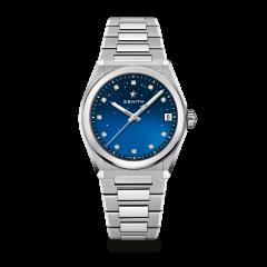 03.9200.670/01.MI001  Zenith Defy Midnight Automatic Steel 36 mm watch