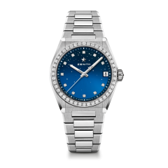16.9200.670/01.MI001|Zenith Defy Midnight Automatic Steel Diamond 36mm
