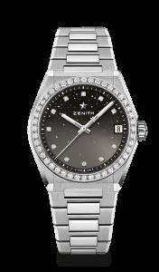 Zenith Defy Midnight Automatic Steel Diamond 36 mm 16.9200.670/02.MI001