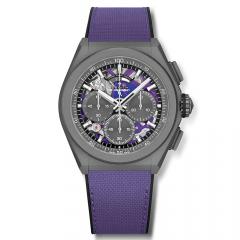 97.9000.9004/01.R787   Zenith Defy El Primero 21 Land Rover 44 mm watch. Buy Online