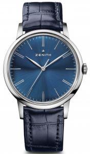 03.2272.6150/51.C700   Zenith Elite 6150 42 mm watch. Buy online.