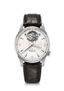 03.2190.4041/01.C498   Zenith Elite Tourbillon 40 mm watch. Buy online.