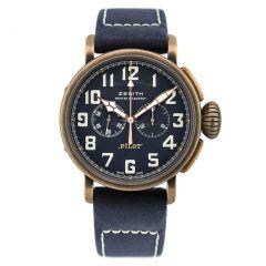 29.2430.4069/57.C808   Zenith Pilot Type 20 Chronograph Extra Special